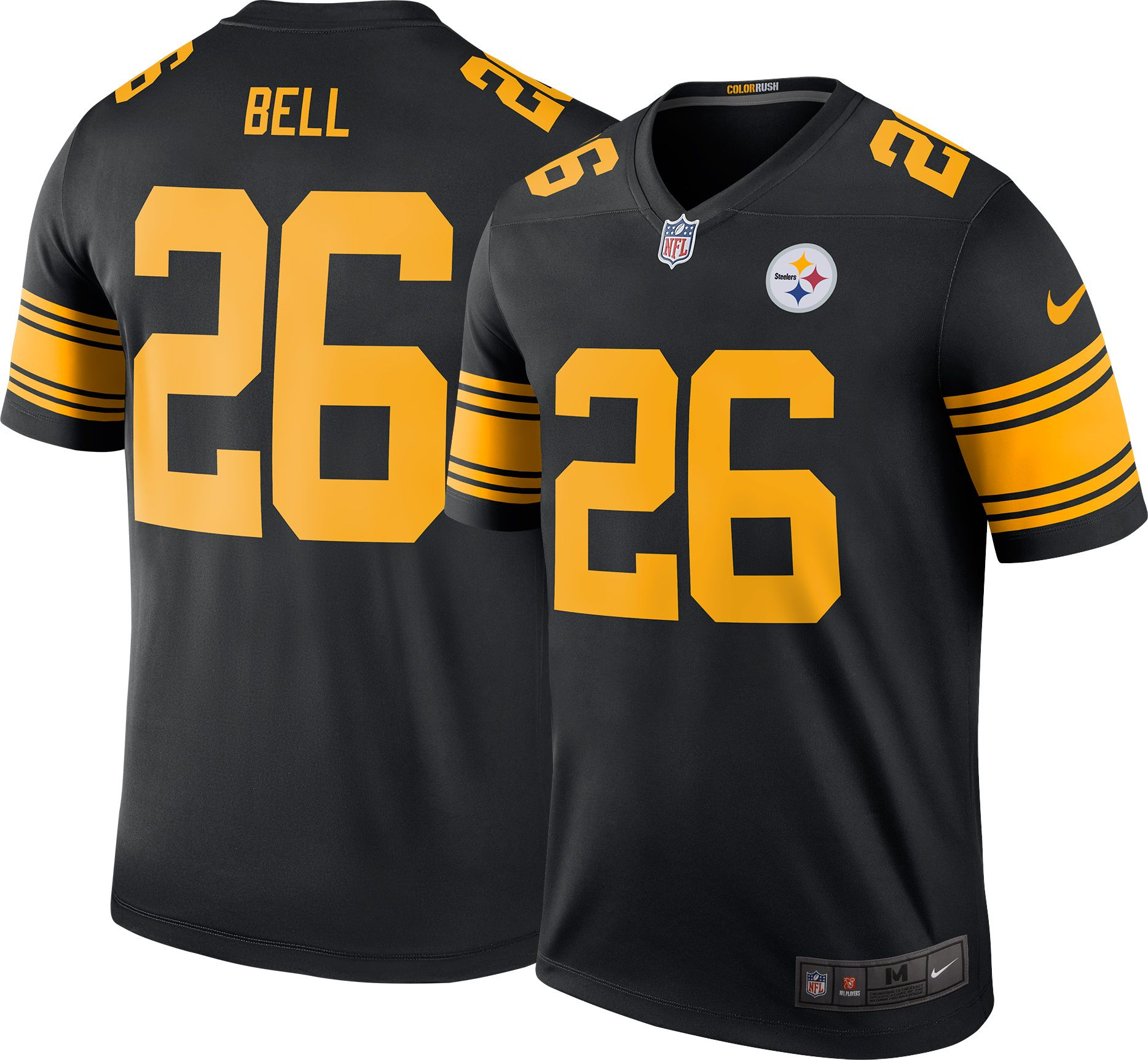 pittsburgh steelers jersey bell