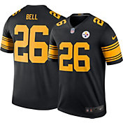 Nike Men's Color Rush Pittsburgh Steelers Le'Veon Bell #26 Legend Jersey