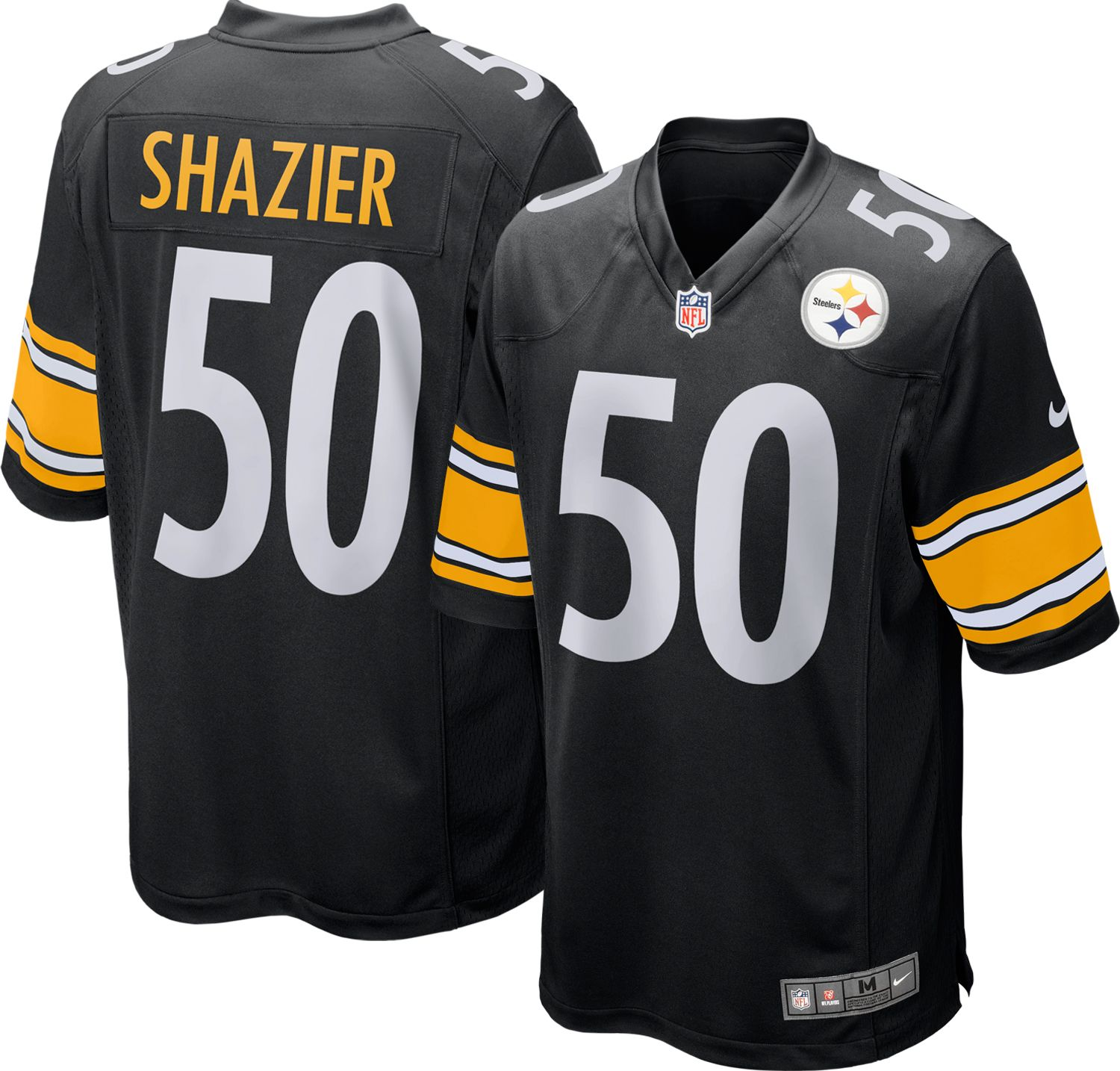 ryan shazier blackout jersey