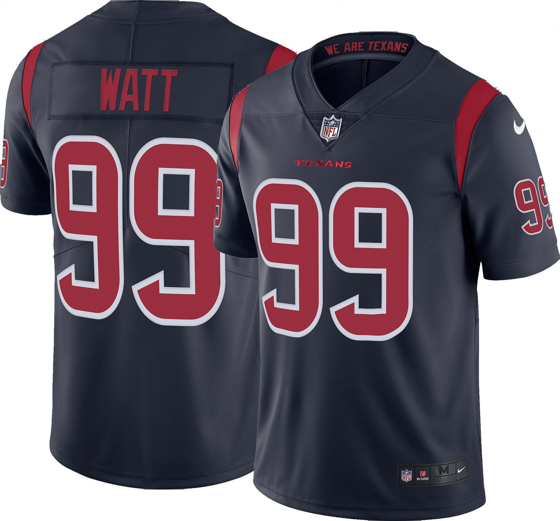 jj watt limited jersey