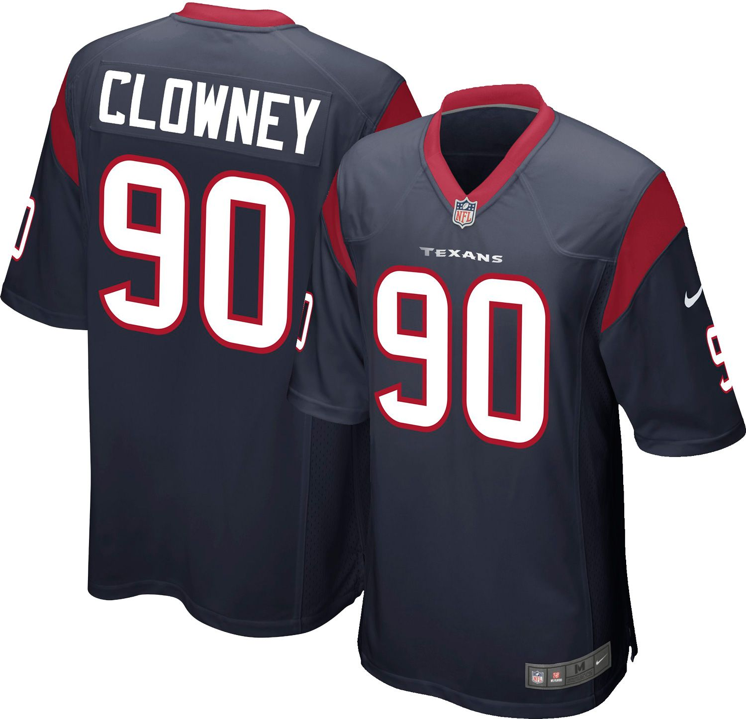 jadeveon clowney youth jersey