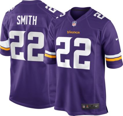 38199acdb Nike Men s Home Game Jersey Minnesota Vikings Harrison Smith  22 ...