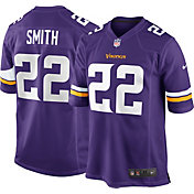 Nike Men's Home Game Jersey Minnesota Vikings Harrison Smith #22