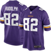 Nike Men's Home Game Jersey Minnesota Vikings Kyle Rudolph #82