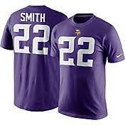 Nike Men's Minnesota Vikings Harrison Smith #22 Pride Purple T-Shirt