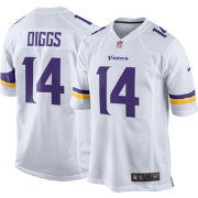 Nike Men's Away Game Jersey Minnesota Vikings Stefon Diggs #14