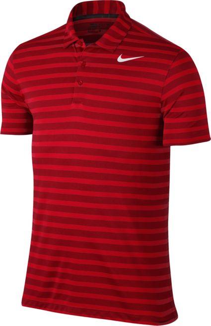 Nike Breathe Stripe Polo