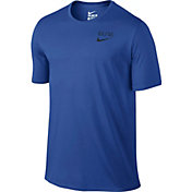 Nike Men's Elite Back Stripe Graphic Basketball T-Shirt