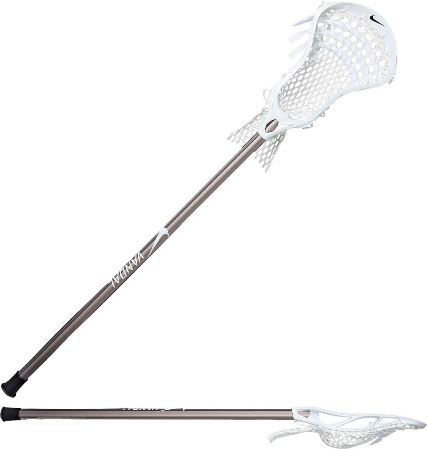 Nike Men's Vapor 2.0 on Vandal Complete Attack Lacrosse Stick