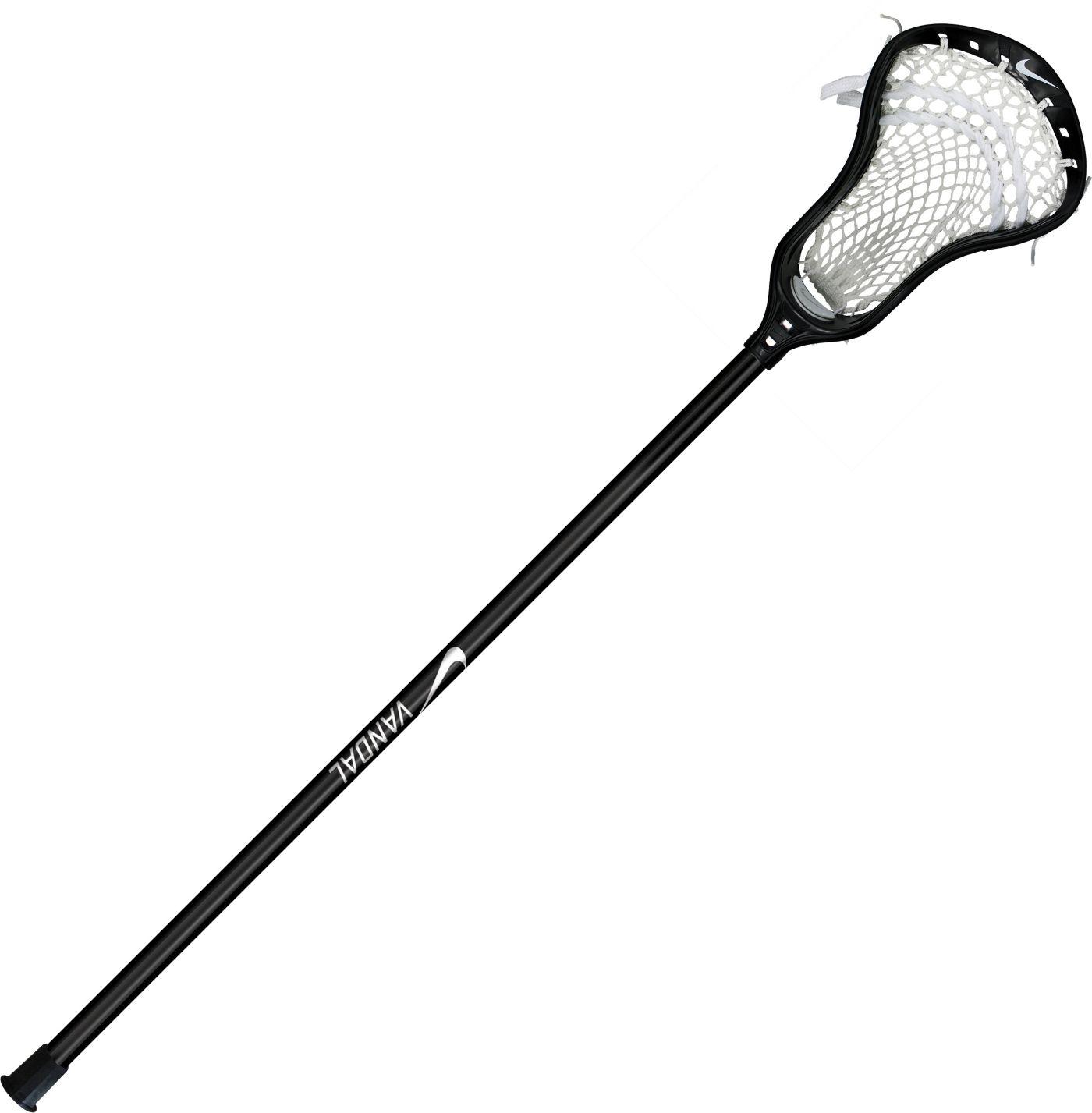Nike Men's Vapor 2.0 on Vandal Complete Defense Lacrosse Stick