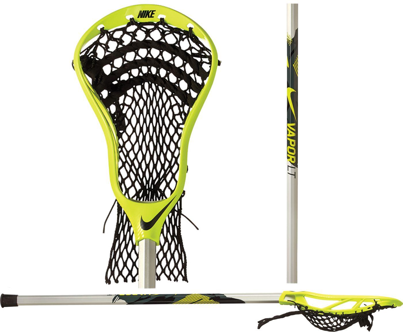 Nike Men's Vapor LT on Vapor 6000 Lacrosse Stick
