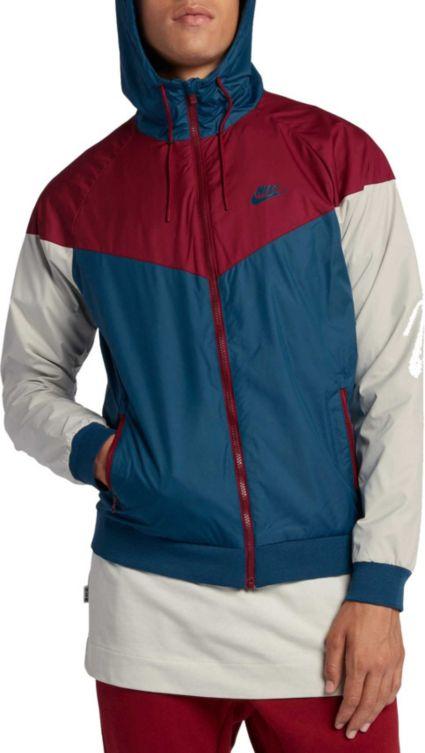a843676abe5833 Nike Men s Windrunner Full Zip Jacket