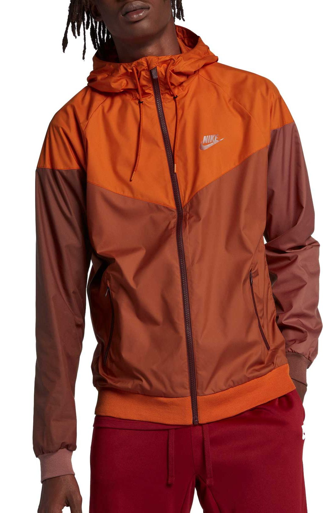 half off thoughts on classic fit Nike Men's Windrunner Full Zip Jacket