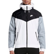 dc1d003b09ab Nike Men s Windrunner Full Zip Jacket