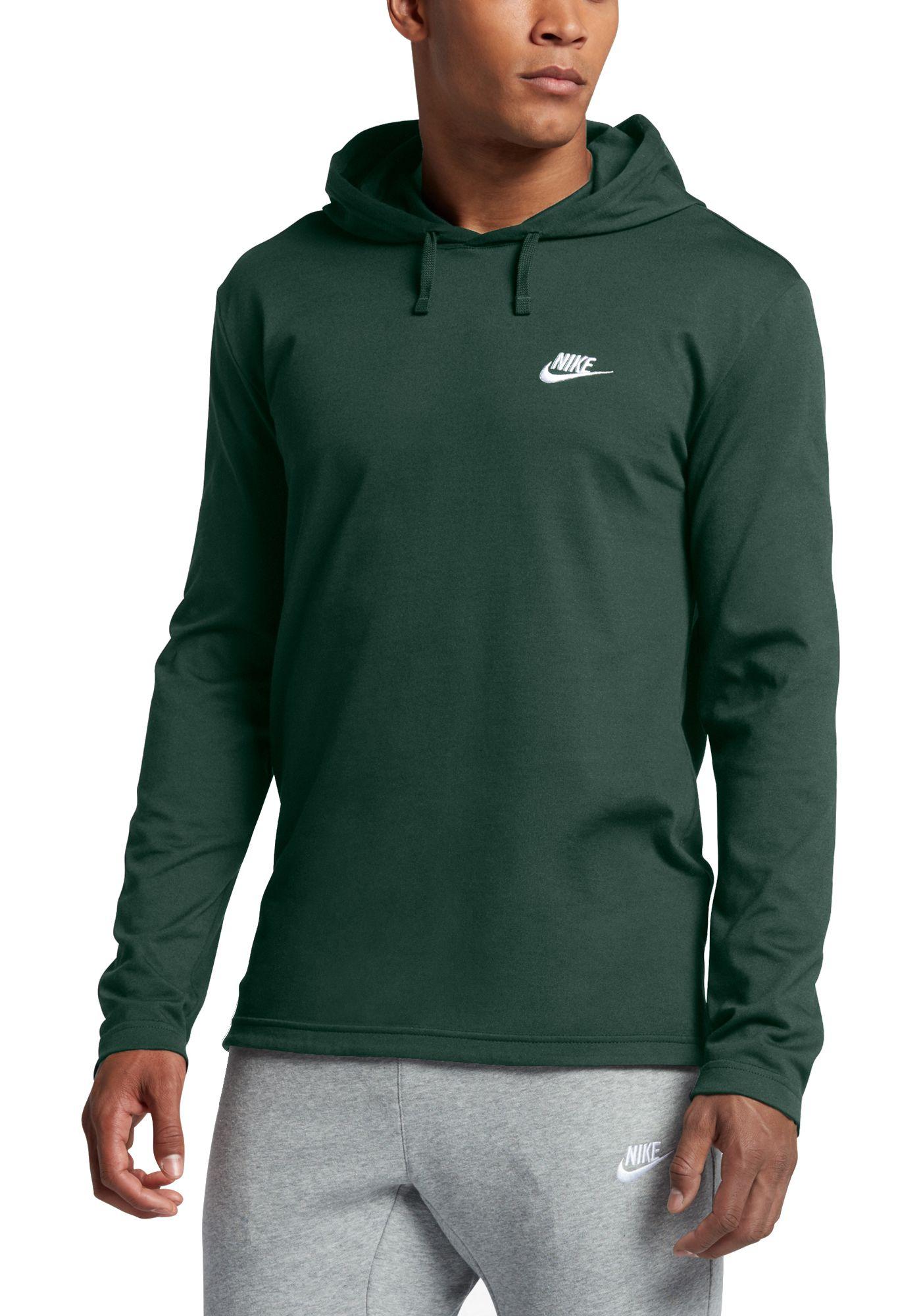 Nike Men's Jersey Lightweight Pullover Hoodie