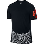 Nike Men's Air Chain Fence Graphic T-Shirt