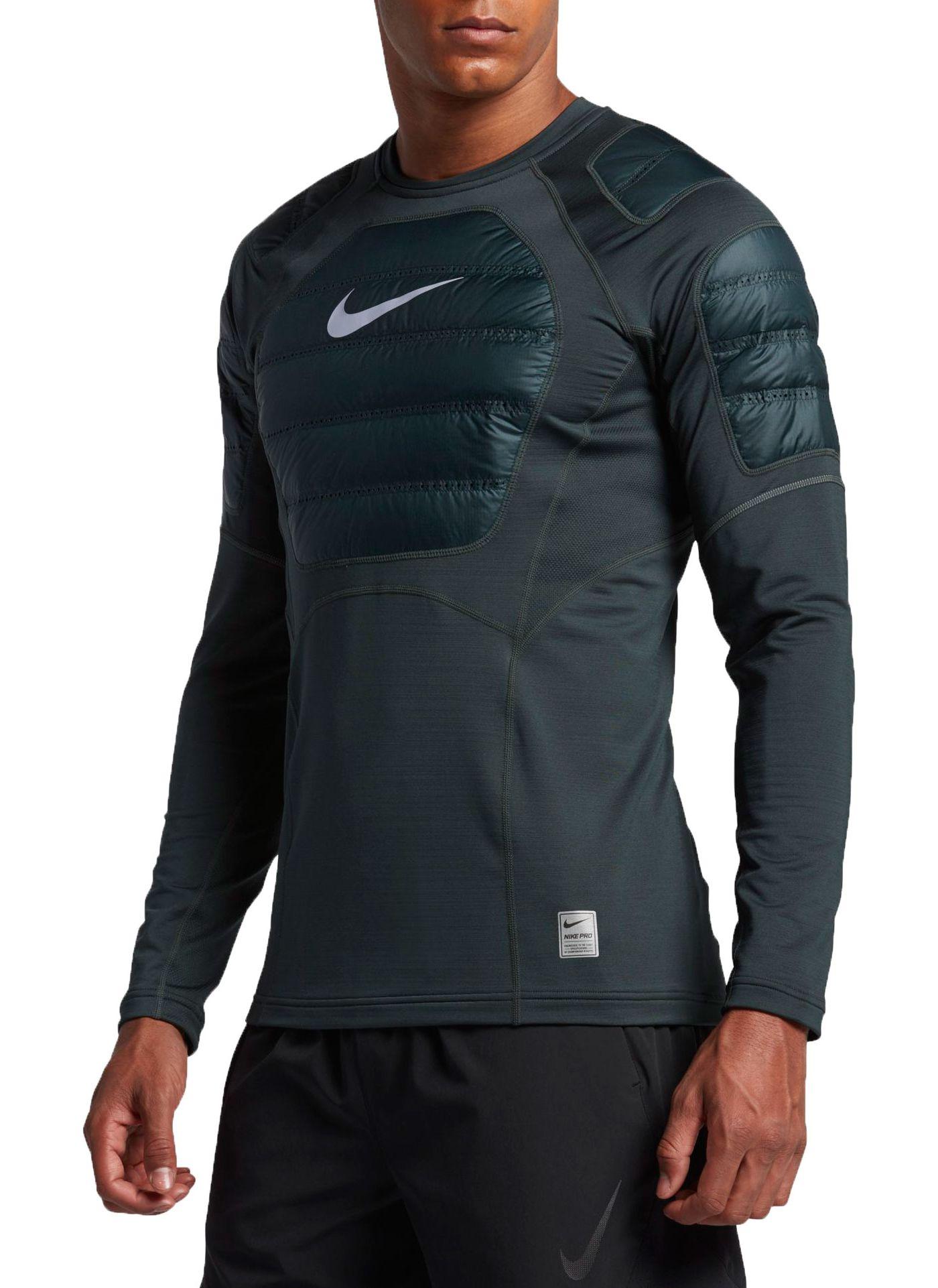 Nike Men's Pro Aeroloft Long Sleeve Shirt