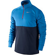 Nike Men's Race Half-Zip Running Shirt