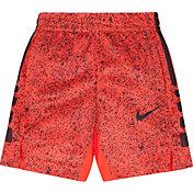 Nike Toddler Boys' All-Over Print Elite Stripe Shorts