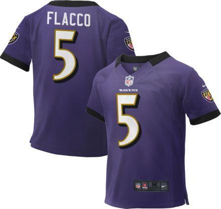 bb296bfe3 Nike Toddler Home Game Jersey Baltimore Ravens Joe Flacco #5