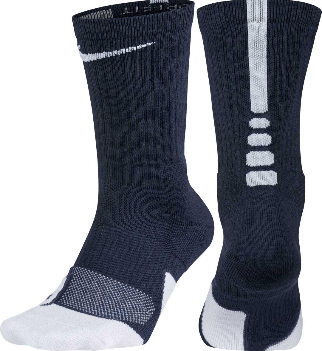 premium selection e1124 22dad Nike Dry Elite 1.5 Crew Basketball Socks 1