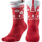 Nike Elite Versatility Holiday Crew Socks