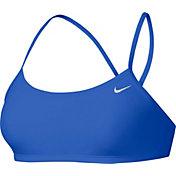Nike Women's Core Solid Racerback Swimsuit Top