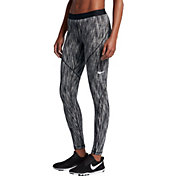 Nike Women's Pro Hyperwarm Printed Tights