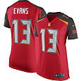 Nike Women's Home Game Jersey Tampa Bay Buccaneers Mike Evans #13