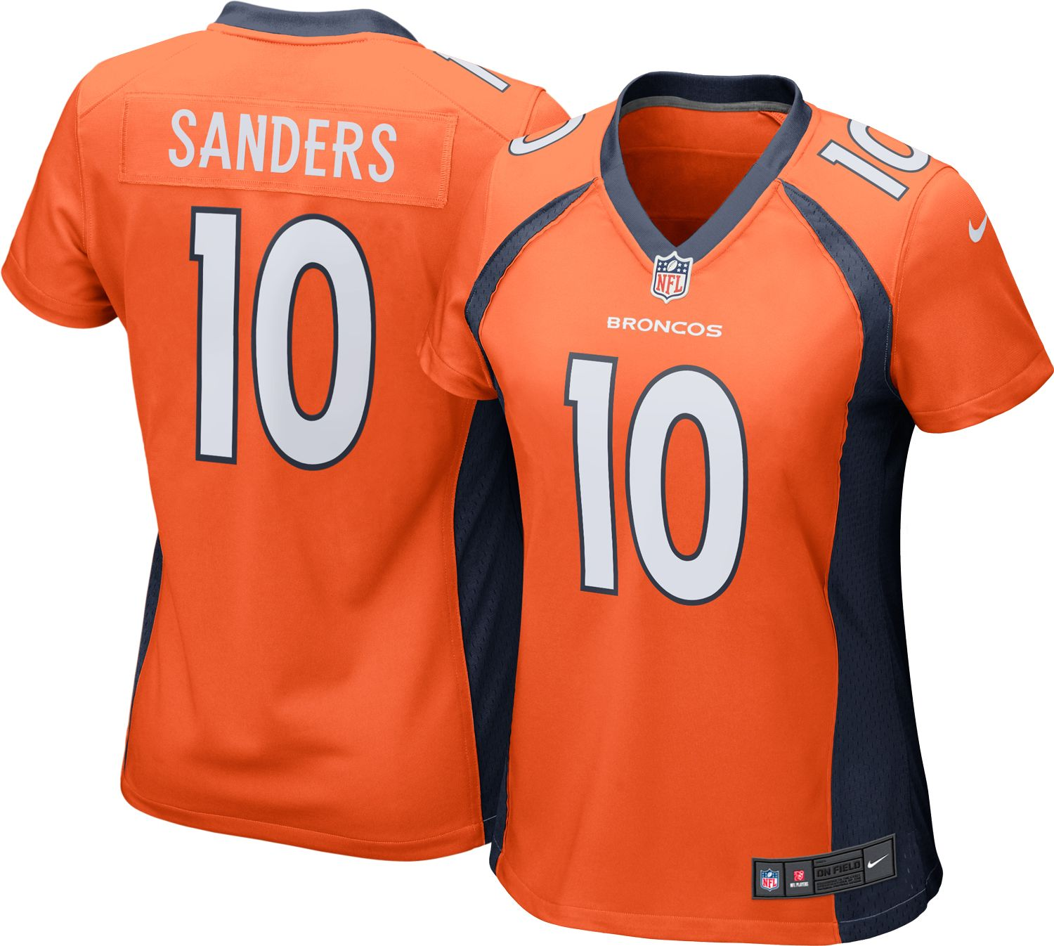 official broncos jersey