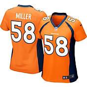7f4ecc07b51 Nike Women's Home Game Jersey Denver Broncos Peyton Manning #18 ...