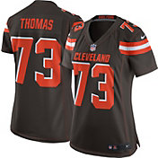 Nike Women's Home Game Jersey Cleveland Browns Joe Thomas #73