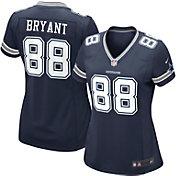 Nike Women's Home Game Jersey Dallas Cowboys Dez Bryant #88