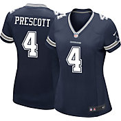 Nike Women's Game Jersey Dallas Cowboys Dak Prescott #4
