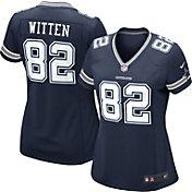 Nike Women's Away Game Jersey Dallas Cowboys Jason Witten #82