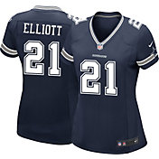 Nike Women's Game Jersey Dallas Cowboys Ezekiel Elliott #21