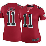 Nike Women's Color Rush Legend Jersey Atlanta Falcons Julio Jones #11