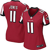 Nike Women's Home Game Jersey Atlanta Falcons Julio Jones #11
