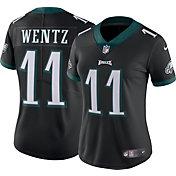 Nike Women's Home Limited Jersey Philadelphia Eagles Carson Wentz #11