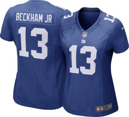 07c8e61f3 Nike Women s Home Game Jersey New York Giants Odell Beckham Jr.  13.  noImageFound