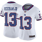 Nike Women's Color Rush Limited Jersey New York Giants Odell Beckham Jr. #13
