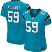 Nike Women's Alternate Game Jersey Carolina Panthers Luke Kuechly #59