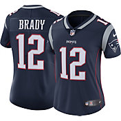 Nike Women's Home Limited Jersey New England Patriots Tom Brady #12