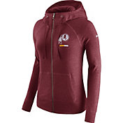 Product Image · Nike Women s Washington Redskins Gym Vintage Full-Zip Red  Hoodie 55f704275