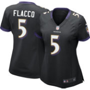 Nike Women's Alternate Game Jersey Baltimore Ravens Joe Flacco #5