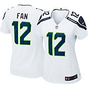 Nike Women's Away Game Jersey Seattle Seahawks Fan #12