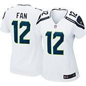 Nike Women's Away Game Jersey Seattle Seahawks Fan #12