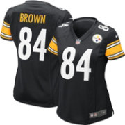 Nike Women's Home Game Jersey Pittsburgh Steelers Antonio Brown #84