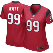 Nike Women's Alternate Game Jersey Houston Texans J.J. Watt #99