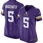 Nike Women's Home Game Jersey Minnesota Vikings Teddy Bridgewater #5